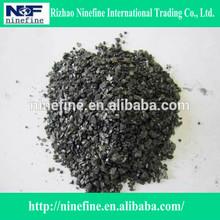 De alto carbono bajo de azufre calcinado antracita carbón