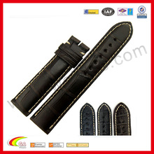 Good looking leather watch band on sale