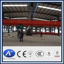 single girder electric overhead crane 6t