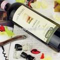 auto adhesivo noble vino tinto vino etiqueta de la etiqueta