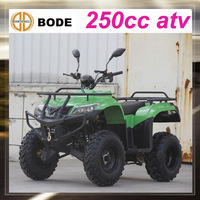 High quality MC-353 Shaft drive 250cc ATV