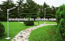 Outdoor Lighthouse IP67 Energy Saving Integrated Solar Garden Light Part
