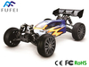 RC Kits 1/8th buggy with BELT drive, and new 5 in 1 ESC system remote control car