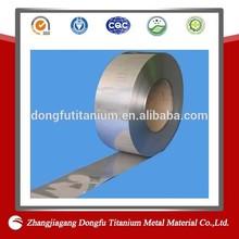 besr price titanium foil titanium gr 23