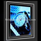 acrylic photo frame plastic poster frame edging acrylic led light box