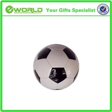 2014 new design High Quality Logo Printed Sport Football promotional bubble foot ball