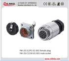 CE class 24v power pin connector