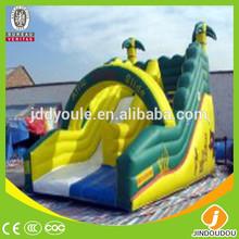 High Quality Outdoor toys custom slip n slide inflatable