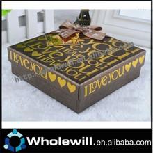 Arabic Printed &Pesonalised Chocolate Box