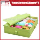 bra and underwear organizer box/green storage box