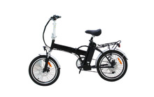 lithium folding electric bike