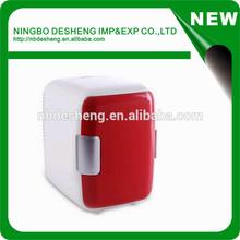 220v 12v Portable 4L car mini fridge