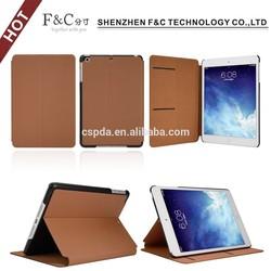 High quality pu leather ultra-thin case for ipad mini 3