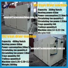 chili processing equipment/chili dryer machine