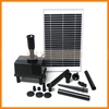 12V 5W Amorphous Silicon Solar Fountain Solar Pump Maximum Lift 150cm for Swimming Tool