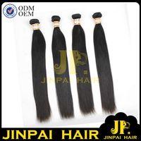FREE SHIPPING JP Hair 14, 16, 18, Inch 3 Pcs A Lot Grade 6A Eurasian Human Hair Extension