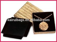 brand name custom paper box for jewelry