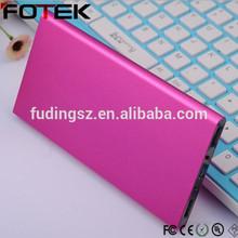 10000mah ultra slim best power bank for macbook pro /ipad mini