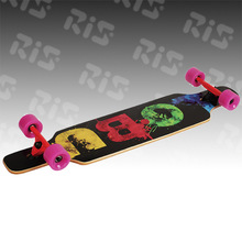 SUAS Loaded Longboard Skateboards