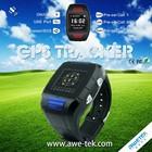 Alibaba smallest GPS tracker wrist watch for child and elderly made in shenzhen