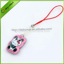 high quality PVC cute portable screen cleaner