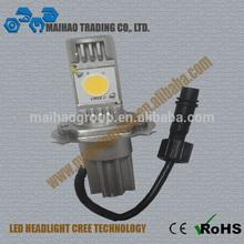 Car LED Headlight 25W 1800LM CREE LED Headlight H4,H7,H8,H11,HB3,HB4,H16