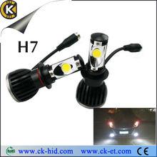 h7 led headlight tuning light