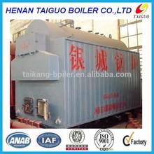 2.8MW Fixed grate Coal / wood / rice husk fired hot water Boiler