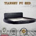marco de madera para adultos doble cama redonda precios bajos mobiliariodesala