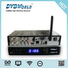 Set Top Box DVBWorld DVB S2+Turbo IPTV Mpeg4 With IKS HD 1080P Satellite TV Receiver