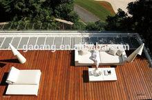 leisure way sofa bed coffee rattan high quality cheap garden sofa durable resort villa set elegant