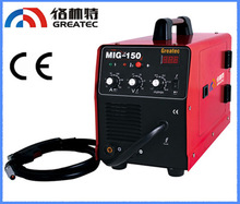 High frequency miller welding machine mig welding machine for fabrication, machining and finishing
