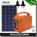 12v dc bombilla led mini generador solar( de vídeo cerrado)