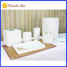 4 piece ceramic bath sets,accessories toilet,bath accessories ceramic