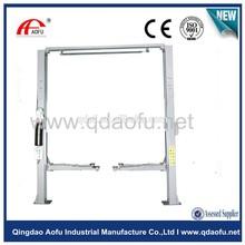 cheap 2 post gate style hydraulic car lift
