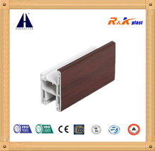 High Quality ASA Extrusion PVC Profile For Window