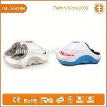 Hot Saling Improving The Blood Circulation LED Light Foot Reflexology Massager