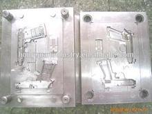 Plastic toy gun mould
