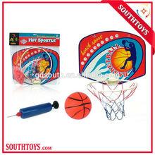 kids stuffed basketball board toys set
