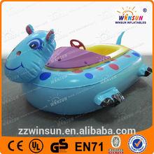CE new design children aqua bumper boat