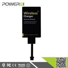 USB wireless receiver, qi compatible wireless receiver card for universal mobile(M3)