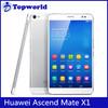 "2014 NEW!!!Huawei MediaPad X1 quad-core Kirin910 7.0"" 720P IPS screen 4G lte smartphone Original China mobile phone"
