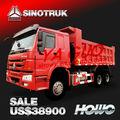 nuevo 2015 sinotruk howo ruedas 10 volcado de camiones para la venta