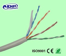 China provider hot sale high quality copper high speed cat5e utp network cable