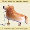 Factory provide balloon wholesale balloon dog shape walking pet balloon