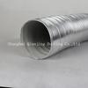 stretchable hvac semi-rigid flexible duct for ventilation