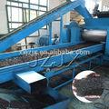 ambiente proteger carro resíduos reciclagem de pneus máquina de pó de borracha