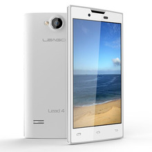 Leagoo Lead4 Cheap Mobile Phone 4inch MTK6572 Dual Core 512MB/4GB 3MP BT GPS WIFI Multi Language SmartPhone lead 4