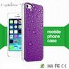 Hot sale epoxy resin unique silicone telephone cellular case