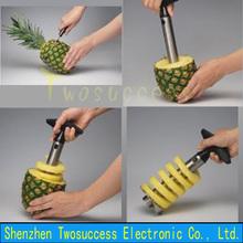 piña corer cortadora de aceroinoxidable de frutas de piña slicer corer